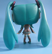Anime Hatsune Miku Kagamine Rin Funko POP 11cm PVC Action Figure Toys original box