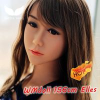 Новый 156 см WMdoll No85 Корейская девушка кукла секс куклы скелет оральный взрослых кукла с влагалища реального киска