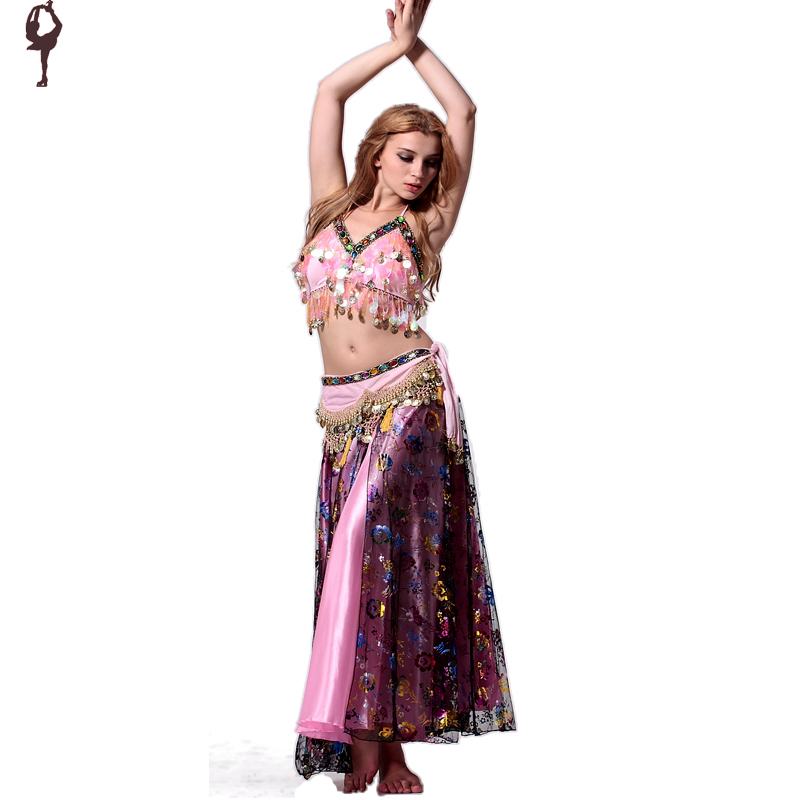 Free Shipping  Quality belly dance costume set  Sexy belly dance outfit belly dance skirtОдежда и ак�е��уары<br><br><br>Aliexpress