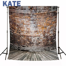 Photography backdrops 200*300cm(10*6.5ft) wall background Broken wooden bricks vinyl photography backdrops photo studio