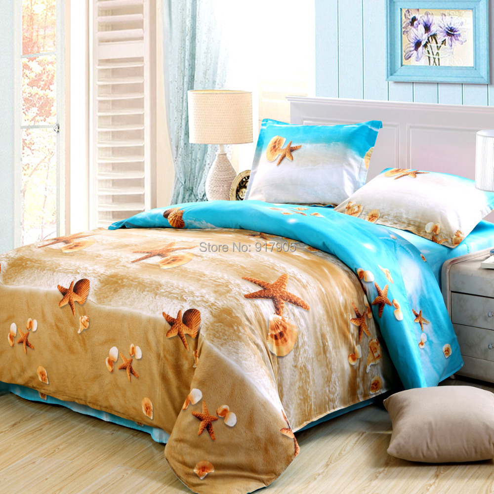 Beach theme bedding beach bedroom furniture ideas beach bedding sets coastal bedding quilt - Exciting beach bedroom themes for truly refreshing atmosphere ...