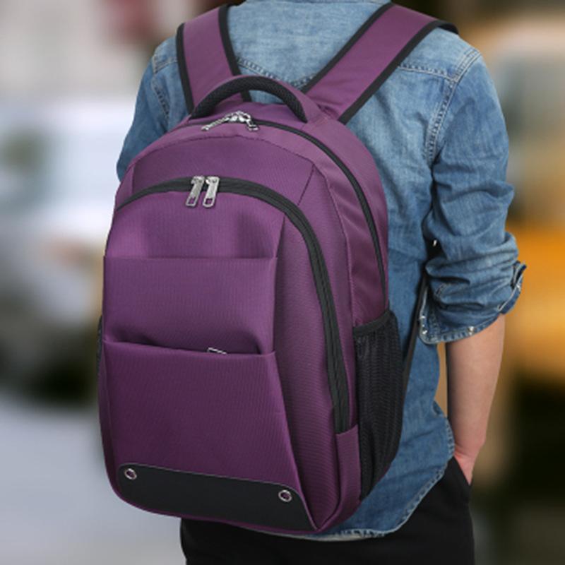 2016 The New Business Casual Shoulder Backpack Korean Men ...