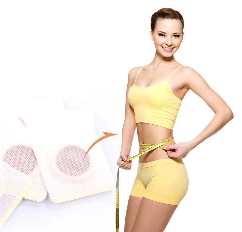 Korea made magnet lose reduce weight loss lose slimming magnet tape sticker burning axunge patch health