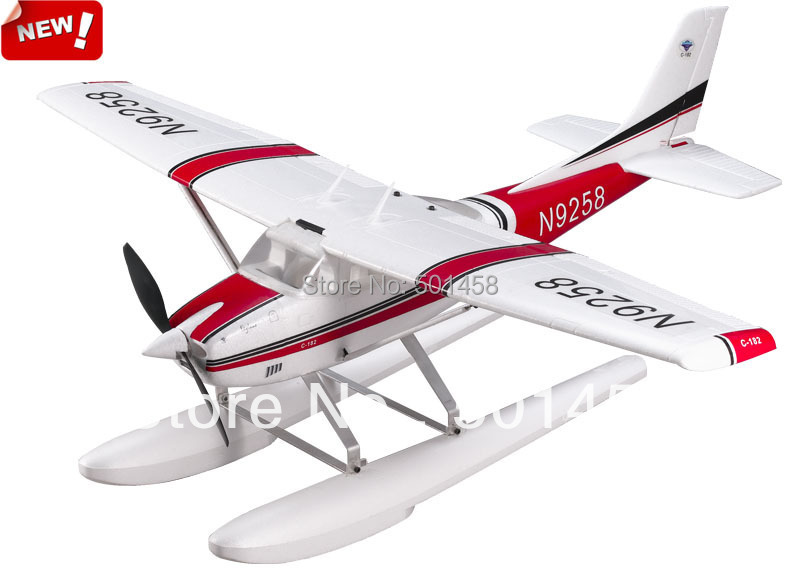mini Cessna 182UP  RTF -928mm brushless RC led airplane<br><br>Aliexpress