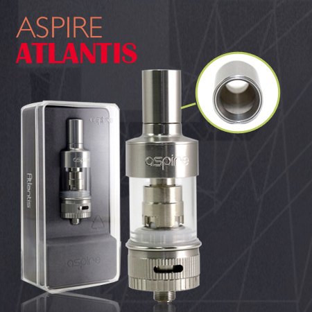 Original Aspire Atlantis Coil 5pc+Atlantis atomizer +Cloupor Mini 30W Box Mod vape excellent Combo electronic cigarette Kits(China (Mainland))