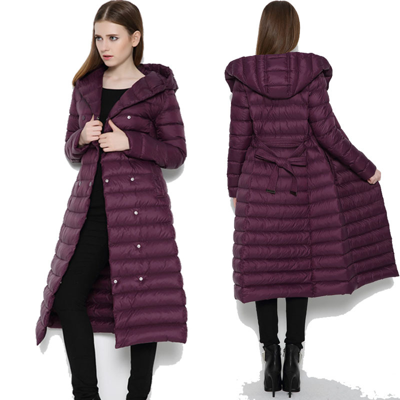 Popular Long Duck Down Jacket Women Winter-Buy Cheap Long Duck