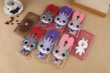 Buy 3D Judy Rabbit Cute Cartoon Lovely Soft Silicone TPU Case Meizu M3 M3S Mini / M2 Mini / M3 Note / M2 Note + Lanyard MTZ1 for $3.39 in AliExpress store
