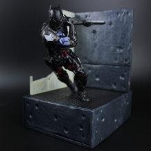 Dc liga da justiça batman arkham cavaleiro figura de ação super heróis liga da justiça pvc crianças brinquedos 20-25cm(China)