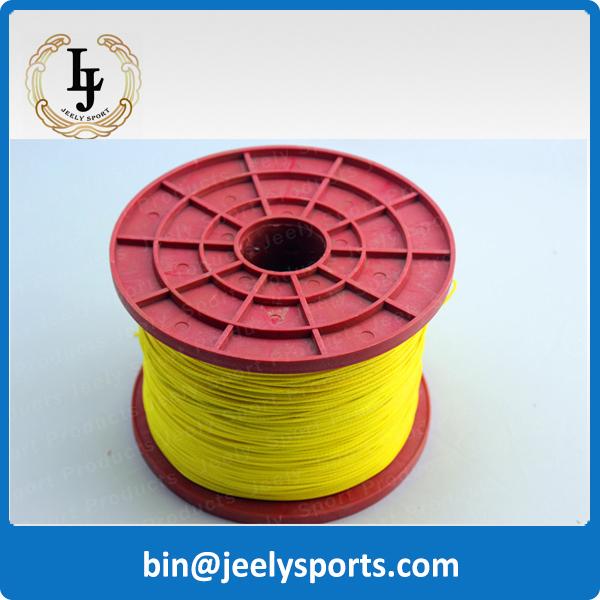 Free Shipping 1000m 400lb 100% uhmwpe Fiber  braid kitesurfing line 1.5mm 8 weave