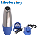 Car Electric Kettle Boiling Vehicle Cigarette Lighter DC12V Heating Cup Vacuum Insulated Stainless Steel Adjustable temperature