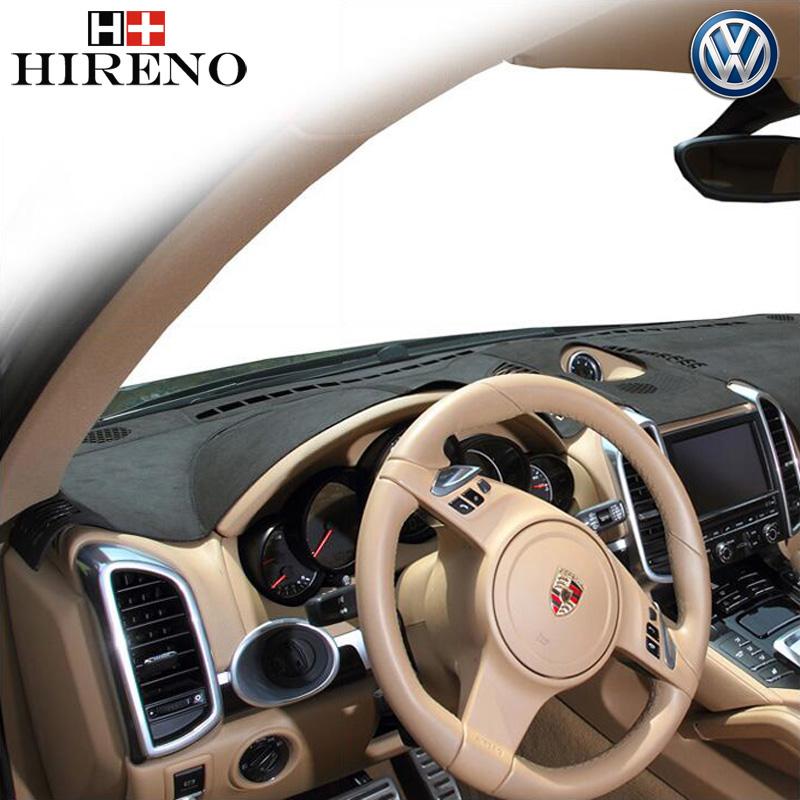 Car dashboard Avoid light pad Instrument platform desk cover Mats For Volkswagen Passat CC Beetle Bora Golf Jetta Phaeton(China (Mainland))