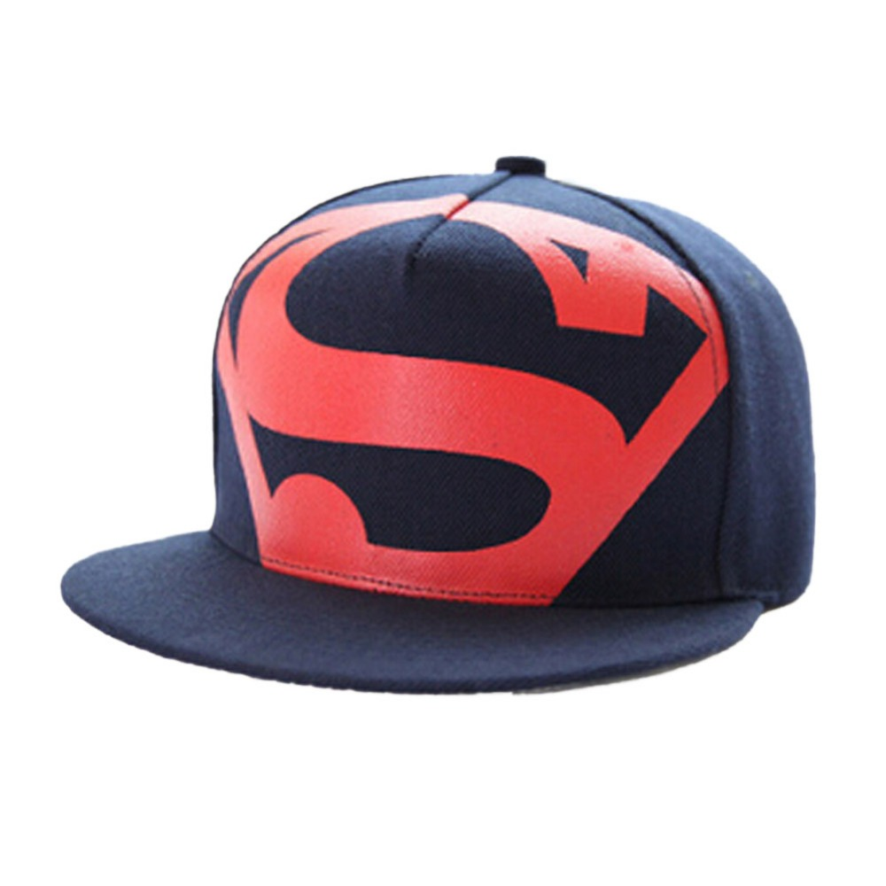 Hot! New Arrive Fashion Hip Hop Superman Snapback Caps ...