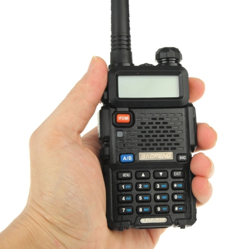 UV-5R BaoFeng Professional Dual Band Transceiver FM Two Way Radio Walkie Talkie Transmitter Interphone with Antenna Camouflage(China (Mainland))