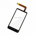 Wholesale TOP Quality Black Outer Glass Panel Lens Touch Screeen Digitizer For HTC EVO 3D G17