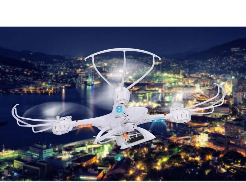 Free shipping MJX X400 RC Drone 2 4G 4CH 6 Axis Remote Control RTF RC Helicopter
