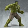 1pcs set HULK Avengers II Action Figures Hot Toys Super Hero Marvel s PVC 17cm Model
