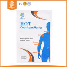 Beauty and Health Porous Capsicum Plaster for Lumbar Spine Pain 12 18 cm Medical Back Pain