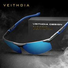VEITHDIA Polarized Sunglasses Men New Arrival Brand Designer Sun Glasses With Original Box gafas oculos de sol masculino 6589(China (Mainland))