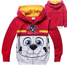Buy Pawe Dog Clothes boy outerwear Cotton Winter Outwear Boys Girls Warm Hoodies Jacket Puppy Dog Kids Tops Children Clothes for $12.59 in AliExpress store