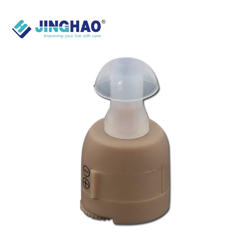 Фотография High Quality Mini ITE with cheap price in China Hearing Aids Sound Amplifier New High Quality Adjustable Tone Ear Plug JH-900A