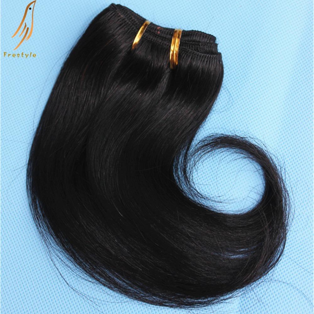 Гаджет  Cheap price 6pcs lot queen hair product baby soft woman wavy remy brazilian humano hair extension,8inch 30gram/piece 180gram lot None Волосы и аксессуары