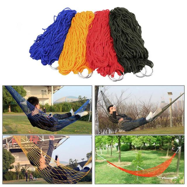 Portable Sleeping Hammock