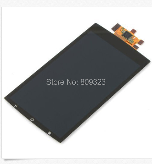 Free shipping 100% original LCD Display+Touch Digitizer Assembly for Sony Ericsson Xperia Arc S LT18 X12 LT18i full strict test(China (Mainland))