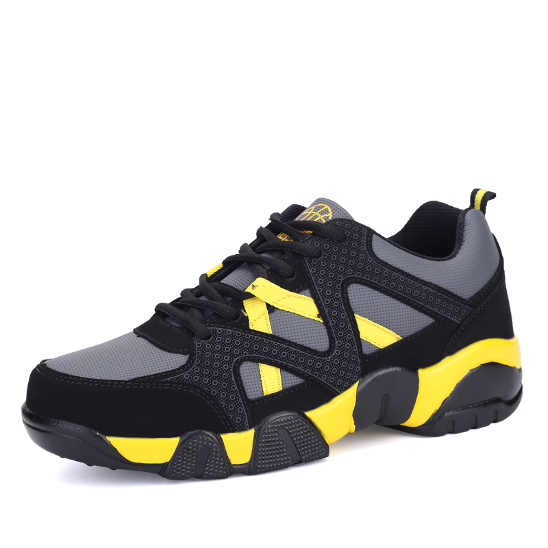 Lace Up Sports Sneakers Men Basketball Shoes Men Outdoor Male Trainer Basketball Sneakers Shoe YELLOW BLUE RED Top Quality NX958(China (Mainland))