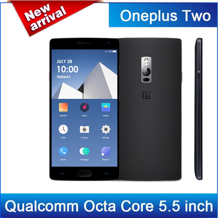 2015 New Original Oneplus Two 2 16GB One plus Two Snapdragon810 Quad Core 4G FDD LTE Mobile Phone 5.5'' FHD 3GB RAM OTG NFC(China (Mainland))
