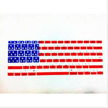 USA Flag Silicone Laptop keyboard Skin Protector Cover Protective Film Guard For Apple Macbook Mac retina 12″ 12 Inch US Layout