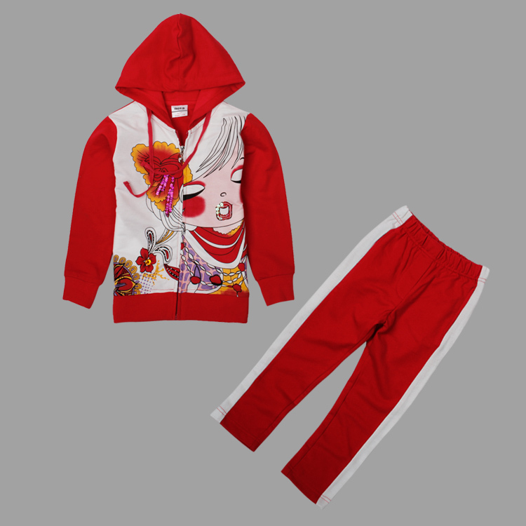 new 2015 baby kids clothing set NOVA brand kids girl kids clothes sets infantis baby casual wear for spring and summer FG4636(China (Mainland))