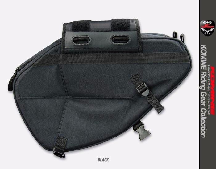 Купить 2016 новый Komine SA-212 мотоцикл сумы хвост сумка багаж чемодан мотоцикл Заднее сиденье сумка с водонепроницаемый чехол