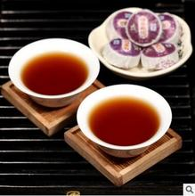 1pcs lot Yunnan Xinyi Brands Flavor Effective Loss Weight Health Care Mini Puer Tea Early Days