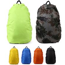Waterproof Rainproof Backpack Rucksack Rain Dust Cover Bag for Camping Hiking  6RM7(China (Mainland))