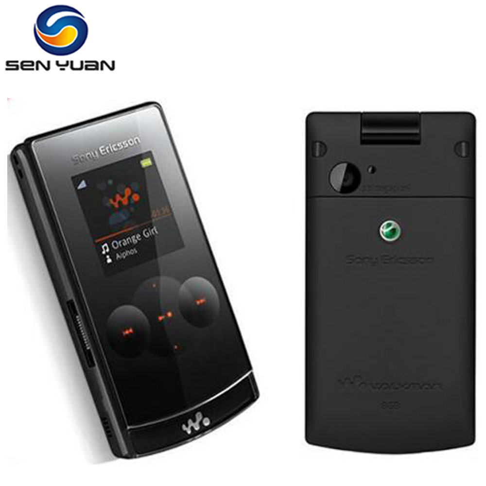 Original Sony Ericsson W980i Mobile Phone Bluetooth 3.15MP Unlocked 3G W980 Cellphone Arabic Russian Keyboard(China (Mainland))