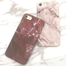 Buy i7/7P Fashion Phone Cases iPhone 7 Case Marble Stone image Painted Cover iphone7 6 6S Plus New Hard PC Back Cover Fundas for $1.49 in AliExpress store