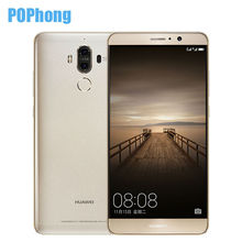 Original Huawei Mate 9 5.9 inch Android 7.0 Mobile Phone Kirin 960 Octa Core 6GB RAM 128GB ROM 2 Back Cameras 20.0MP+12.0MP(China (Mainland))
