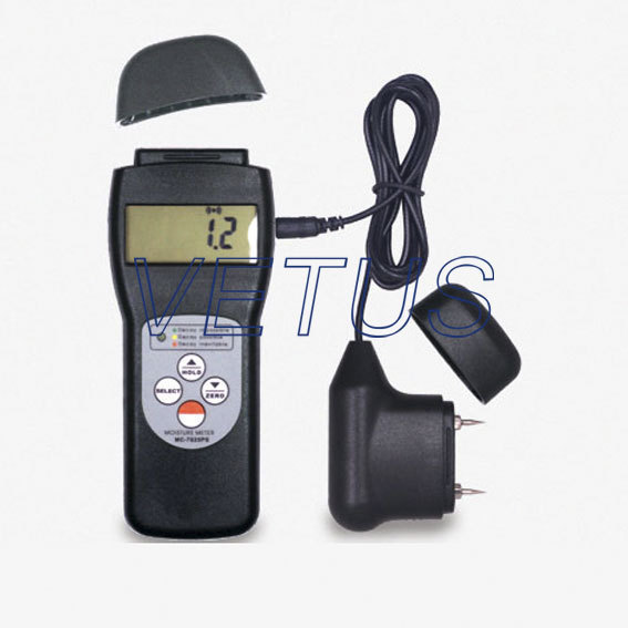 MC-7825PS PIN & Search type digital Moisture Meter