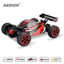 High Quality RC Car 2.4G 1/18 Scale Remote Control Off-road Racing Car High Speed rc electric car Toy Gift For Boy(China (Mainland))