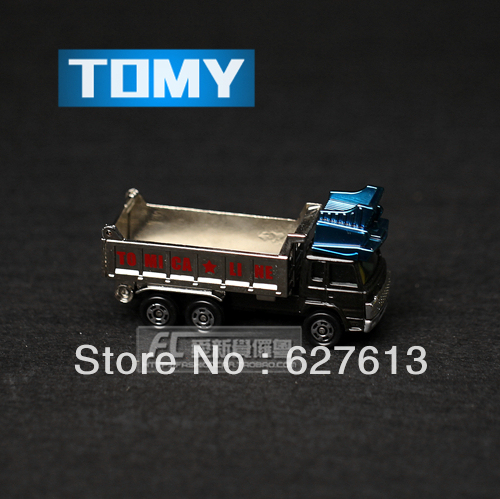 Wholesale!FREE SHIPPING!(10pieces) 100% Brand New car's model/Bulk 61 dume tomy card turck dump truck alloy car models