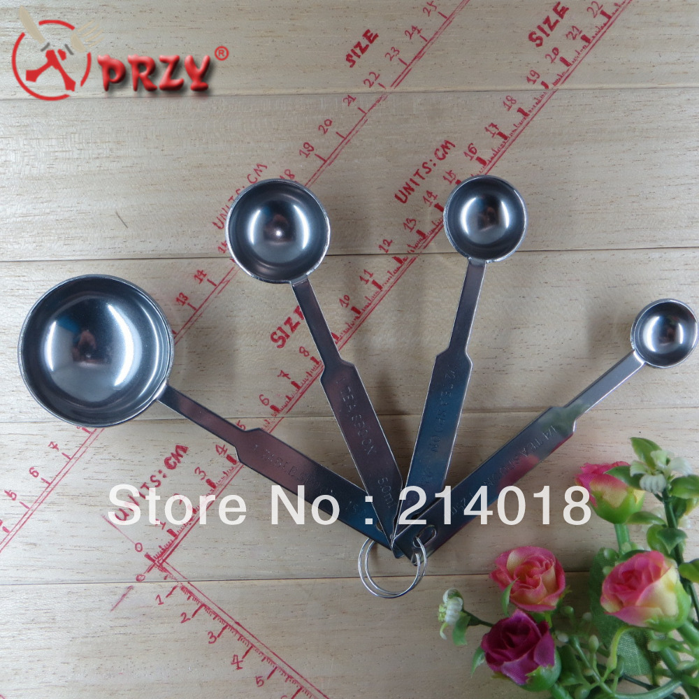 FDA quality stainless steel Quantity spoon cake tools Kitchen necessary NO.:18236 - PRZY Int'L Technology Beijing Co.,LTD. store