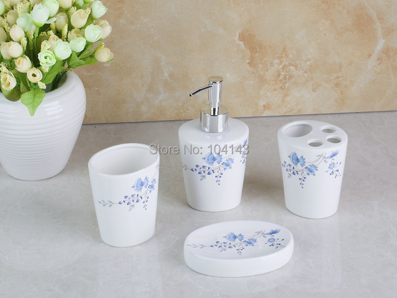 Bathroom Accessories Set Vanity Dispenser Bathroom Sets In Bathroom