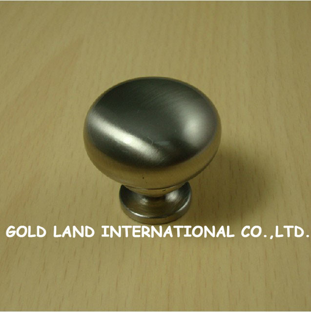 D31mm Free shipping zinc alloy furniture kitchen cupboard knob