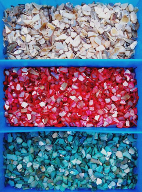 Гаджет  600gram/lot,3 color,Shell beads,Crafts material,Diy accessories,DIY flower pot,Wall decoration,DIY material,Home decoration. None Строительство и Недвижимость