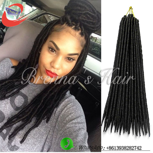 dreads braids hair,faux locs braid hair! havanna mambo crochet braids ...