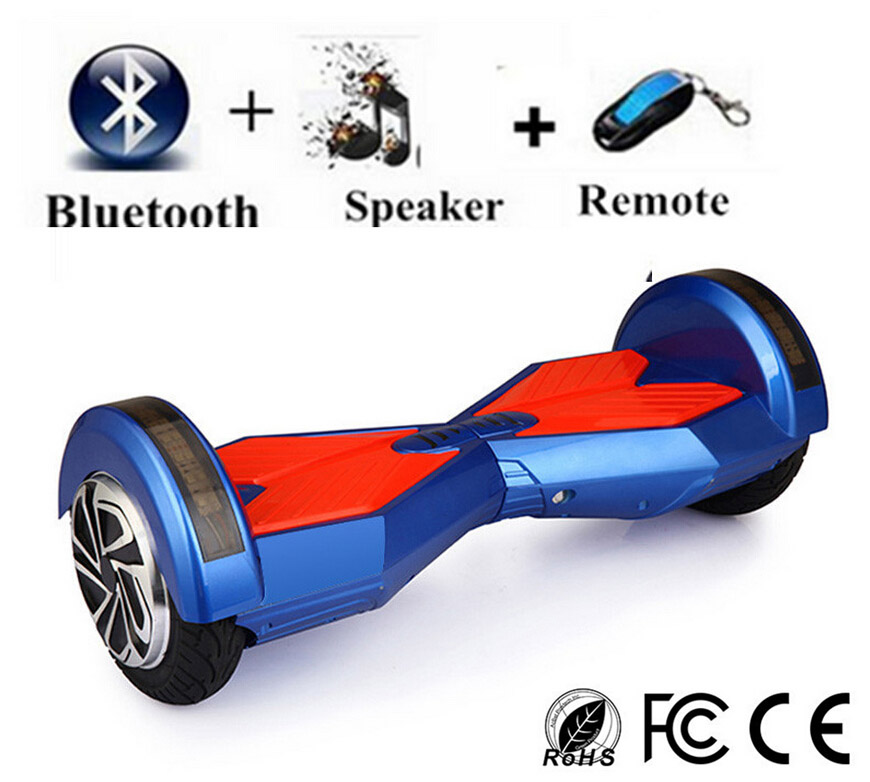 hover board 2 Wheel Self Smart Balance Scooter Led light Electric Skateboard unicycle self balance electric hoverboard