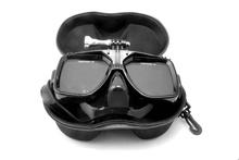 Gopro waterproof Accessories Underwater Glass Diving Mask for Go Pro Hero camera hero session/4/3+/3/2/1/SJ4000 /xiaomi yi GP294