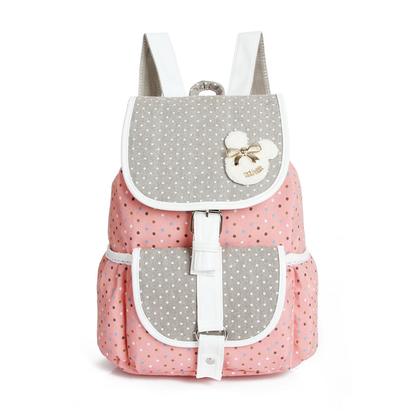 Free shipping girls canvas backpack drawstring school bags for teenagers high quality women travel bags <br><br>Aliexpress