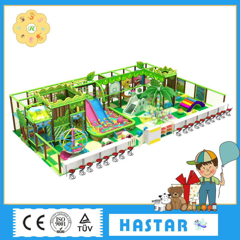 Has kjg84 indoor used soft play toys structures type for Indoor gym equipment for preschool
