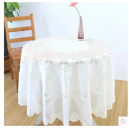 Cloth rectangle square lace tablecloth universal cover towels round table cloth(China (Mainland))